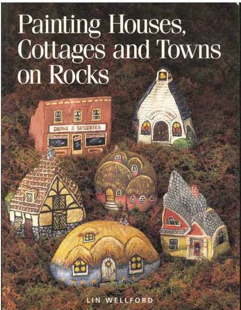 Buy lin wellford 39 s rock painting books lin wellford 39 s - Where to buy rocks to paint ...